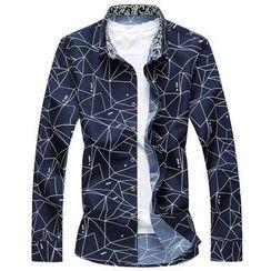 Blueforce - Printed Shirt