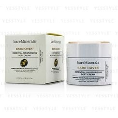 Bare Escentuals - Bare Haven Essential Moisturizing Soft Cream - Normal To Dry Skin Types