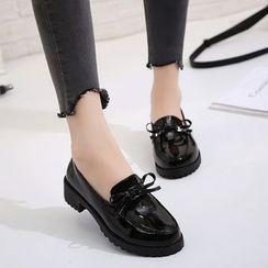 FiE FiE - Bow Loafers