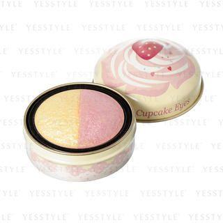 Etude House - Sweet Recipe Cupcake Eyes (#PK001 Sweet Berry Lemon Mousse)