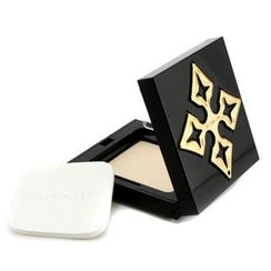 Fusion Beauty - Ultraflesh Ninja Star 18 Karat Gold Dual Finish Moisturizing Powder - # Diaphanous