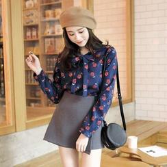 Tokyo Fashion - Printed Blouse