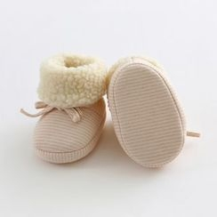 JIMIJIMI - Baby Striped Shoes