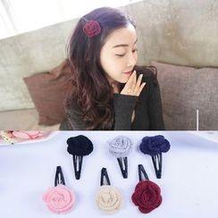 Aurabe - Flower Hair Clip