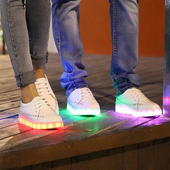 MARTUCCI - LED Sneakers