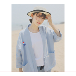 YOSH - Couple Matching Kimono Jacket