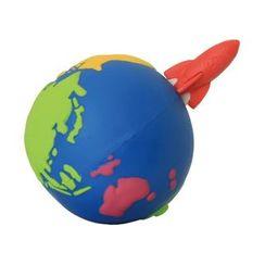 DREAMS - Earth Tape Measure (Blue & Red)