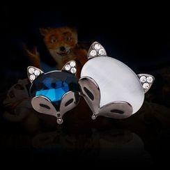 KINNO - 狐狸胸针