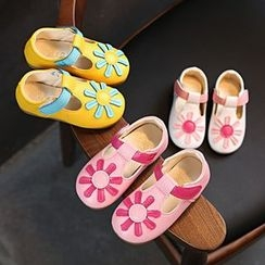 Luco - Kids Floral Flats