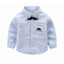 Kido - Kids Mustache Shirt