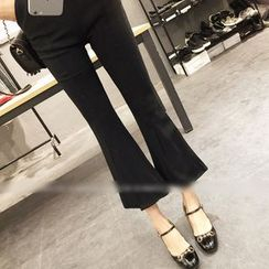 HazyDazy - 靴形西裤