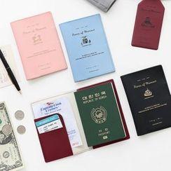 Full House - PVC护照夹