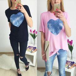 Chika - 印花T恤