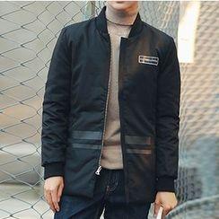 Bay Go Mall - Printed Down Jacket