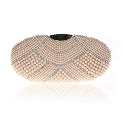Glam Cham - Beaded Clutch