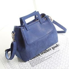 SUOAI - Plain Shoulder Bag