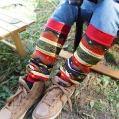 iswas - 图案暖腿套