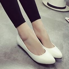 IYATO - Block-Heel Shoes