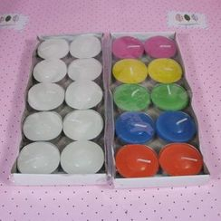 LITUP - Set of 10: Candle