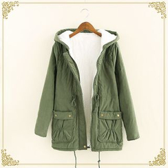 Fairyland - Plain Hooded Parka
