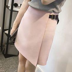 Little V - Plain Skirt