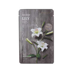 The Face Shop - Real Nature Lily Mask Sheet 1pc