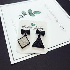 PERILLA - Asymmetric Earrings