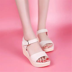 YIVIS - Wedge Sandals
