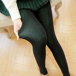 Hamoon - Fleece-Lined Stirrup Leggings