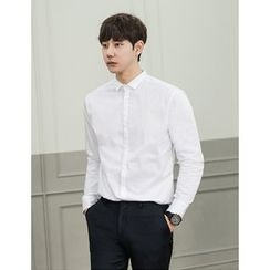 STYLEMAN - Long-Sleeve Dress Shirt