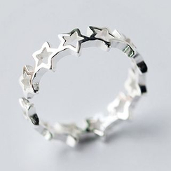 A'ROCH - 925 Sterling Silver Star Ring