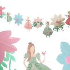 Mulin Arts & Crafts - Princess Bunting