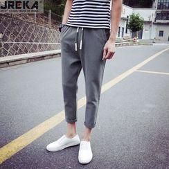 Jacka - Cropped Harem Pants