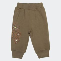 malimarihome - Baby Embroidery Sweatpants