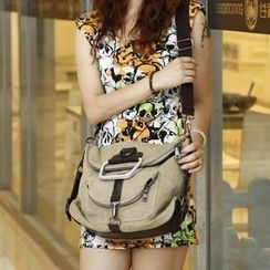 Miss Sweety - Canvas Backpack
