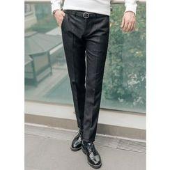 GERIO - Stripe Dress Pants