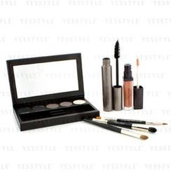 Laura Mercier - Classic Smoky Eye Palette Collection (1xMascara, 1xLip Glace, 1xCake Eye Liner, 4xEye Colour, 3xBrush)