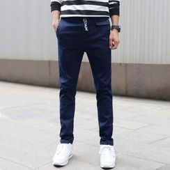 Denimic - Drawstring Jeans