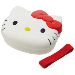 Skater - Hello Kitty Die Cut Lunch Box