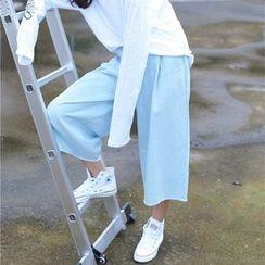 Porta - Plain Culottes