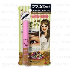BCL - Makemania Data Eyebrow Mascara (Light Brown)