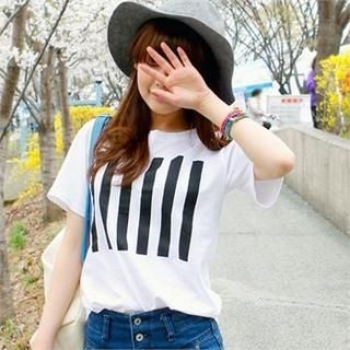 DL jini - Printed T-Shirt