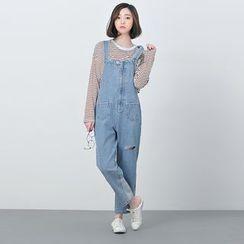 BORAN - Straight Fit Jumper Jeans