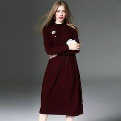 Queen Mulock - Knit Dress