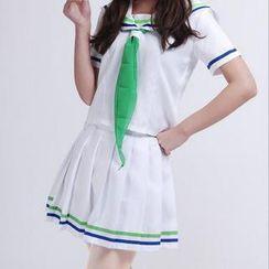 Comic Closet - Kuroko's Basketball Aida Riko Cosplay Costume