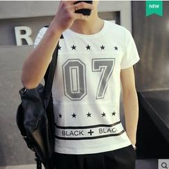 Fisen - Numbering T-Shirt