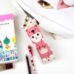BABOSARANG - 'Choo Choo' Cat Series Pencil Case