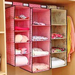 SunShine - Wardrobe Hanging Garment Organizer