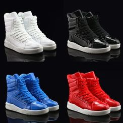 Hipsteria - High Top Sneakers