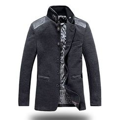RUYA - Button-Up Padded Jacket
